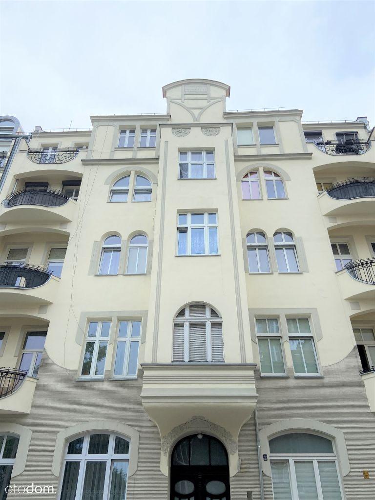 Piękna kamienica, CENTRUM, 2 Balkony, UE, AQUAPARK