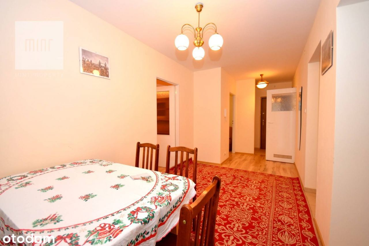 Trzy pokojowe mieszkanie do wynajęcia przy ulicy Ż