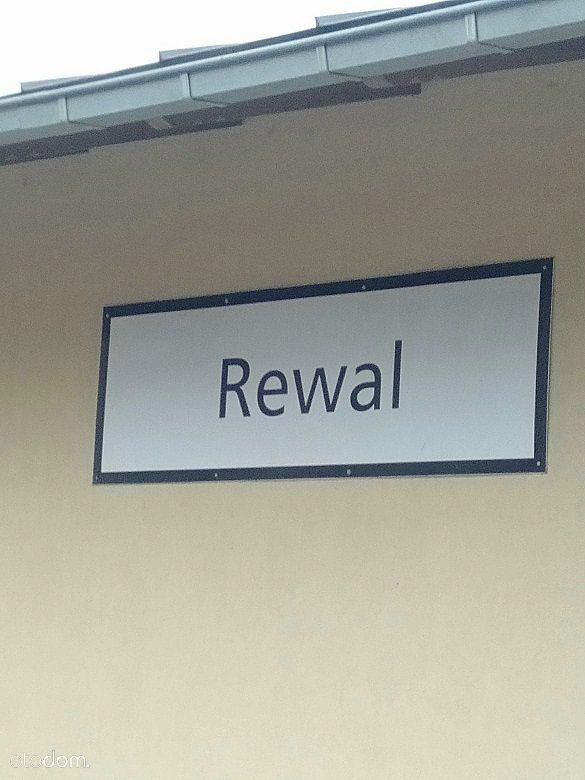 dom 500m od stacji Rewal