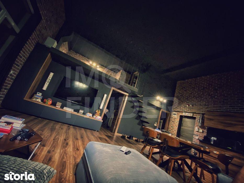 Vanzare apartament de tip Loft 3 camere, lux, zona NTT Data, Central