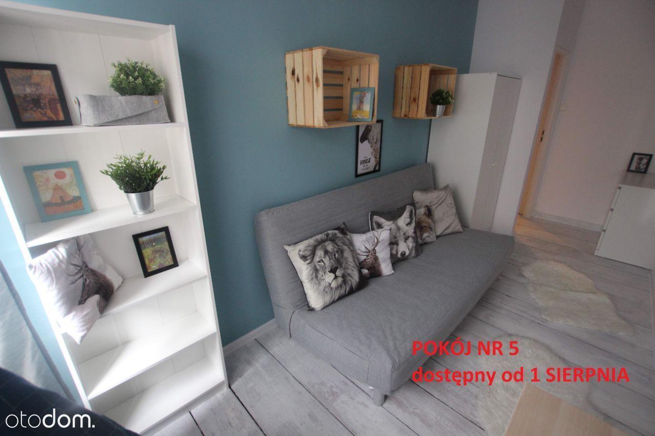 5x Ładne Pokoje w CENTRUM przy Deptaku od 1 Wrześn