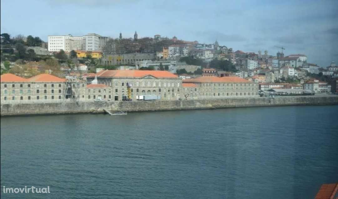 LOFT Ribeira Gaia, vistas fantásticas, Rio/Foz/Porto, garagem