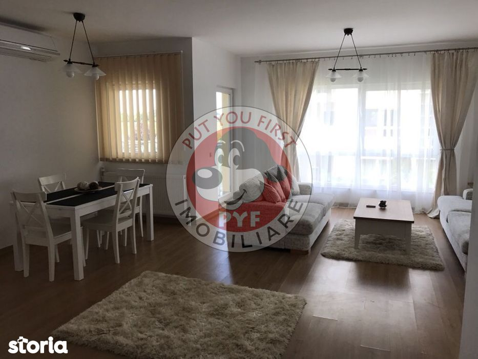 Apartament 3 camere decomandat zona baneasa lux