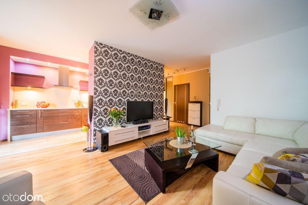 Luksusowe mieszkanie z miejscem w garażu w cenie!