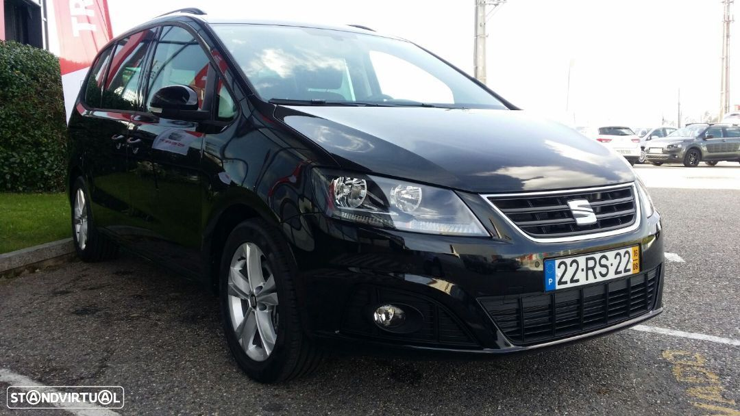 SEAT Alhambra 2.0 TDi Style Advanced DSG - 2