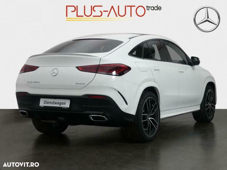Mercedes-Benz GLE Coupe 400 - 2