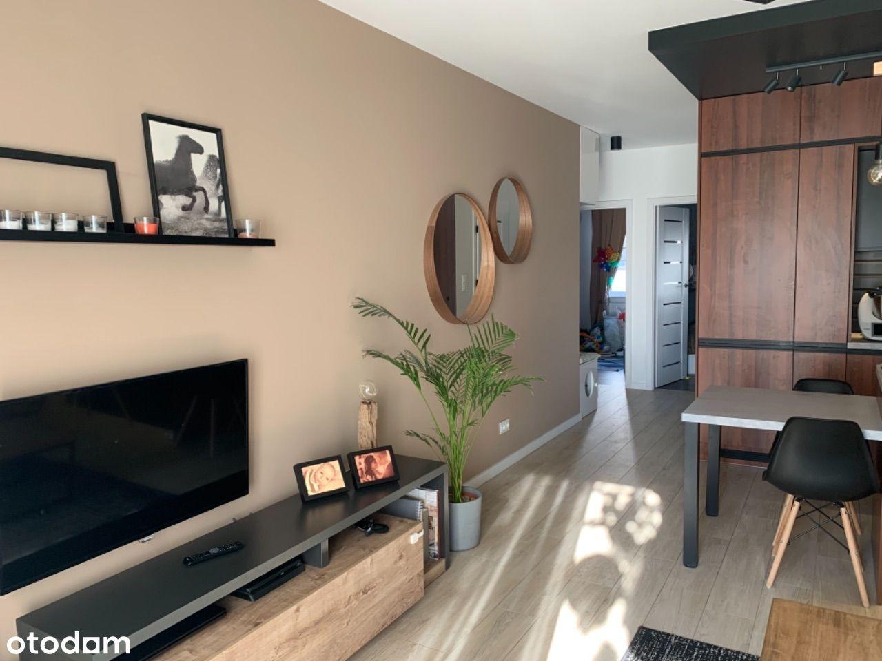 Nowoczesne 3pokojowe mieszkanie na Nowych Ogrodach