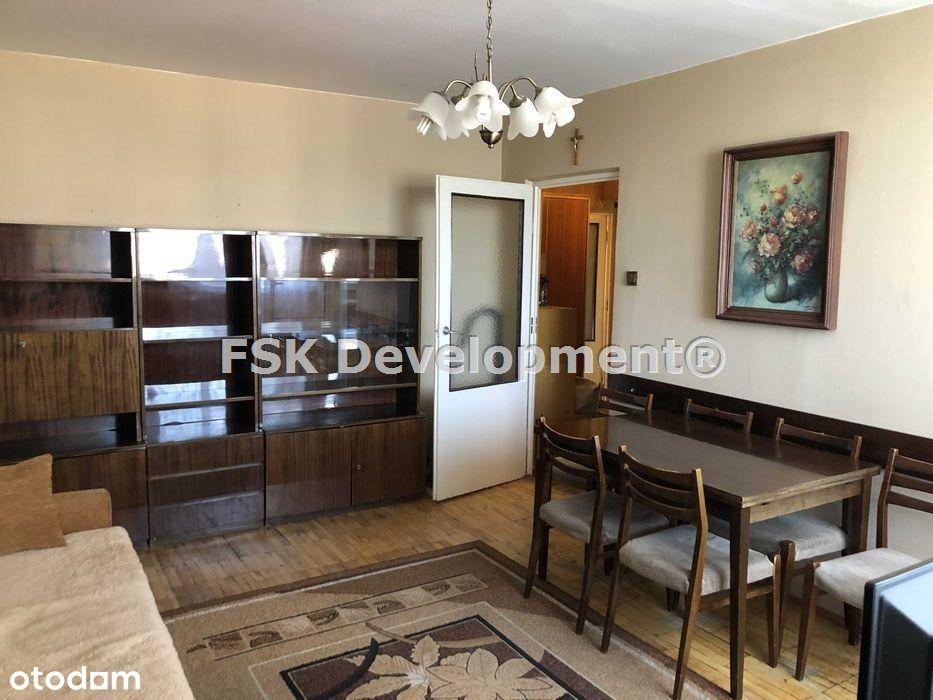 Przestronne 3 - pokojowe mieszkanie 48m2 - Zarzew