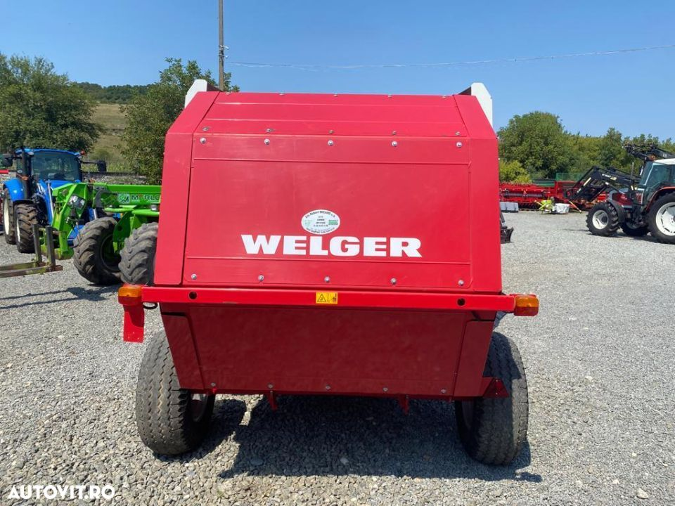Lely Welger RP 202 special - 3