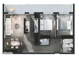 Apartament nou in zona centrala, pentru tinere familii sau investitie