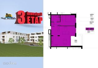 Mieszkanie o pow. 57,41 m2 z tarasem; 3D 203