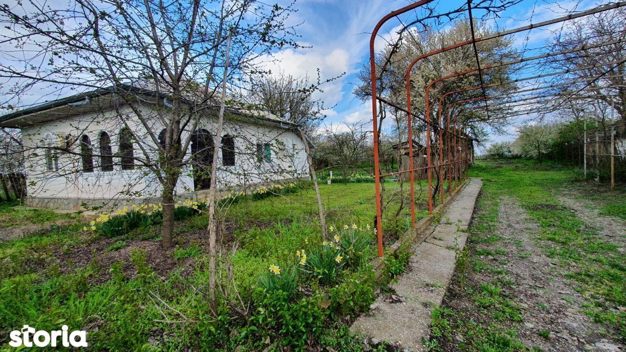 Calarasi - Bosneagu, casa de vanzare, aer conditionat
