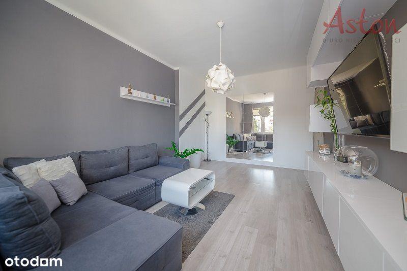 Mieszkanie po remoncie, meble w cenie