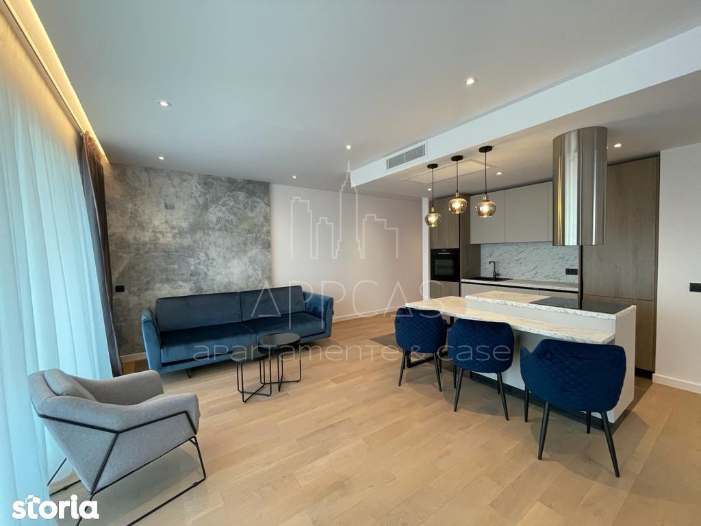 Apartament 3 camere / One Herastrau Towers