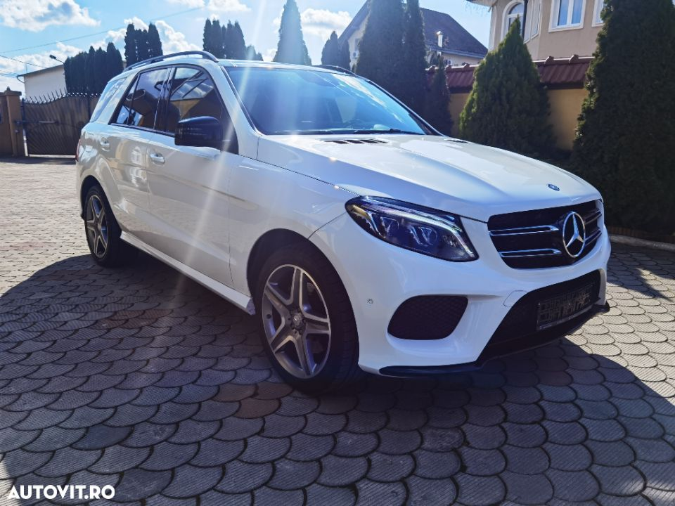 Mercedes-Benz GLE 350 - 8