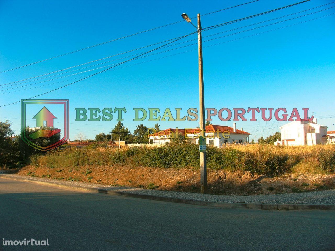 Terreno Urbano Plano c/517m2; Sebal-Condeixa-Coimbra