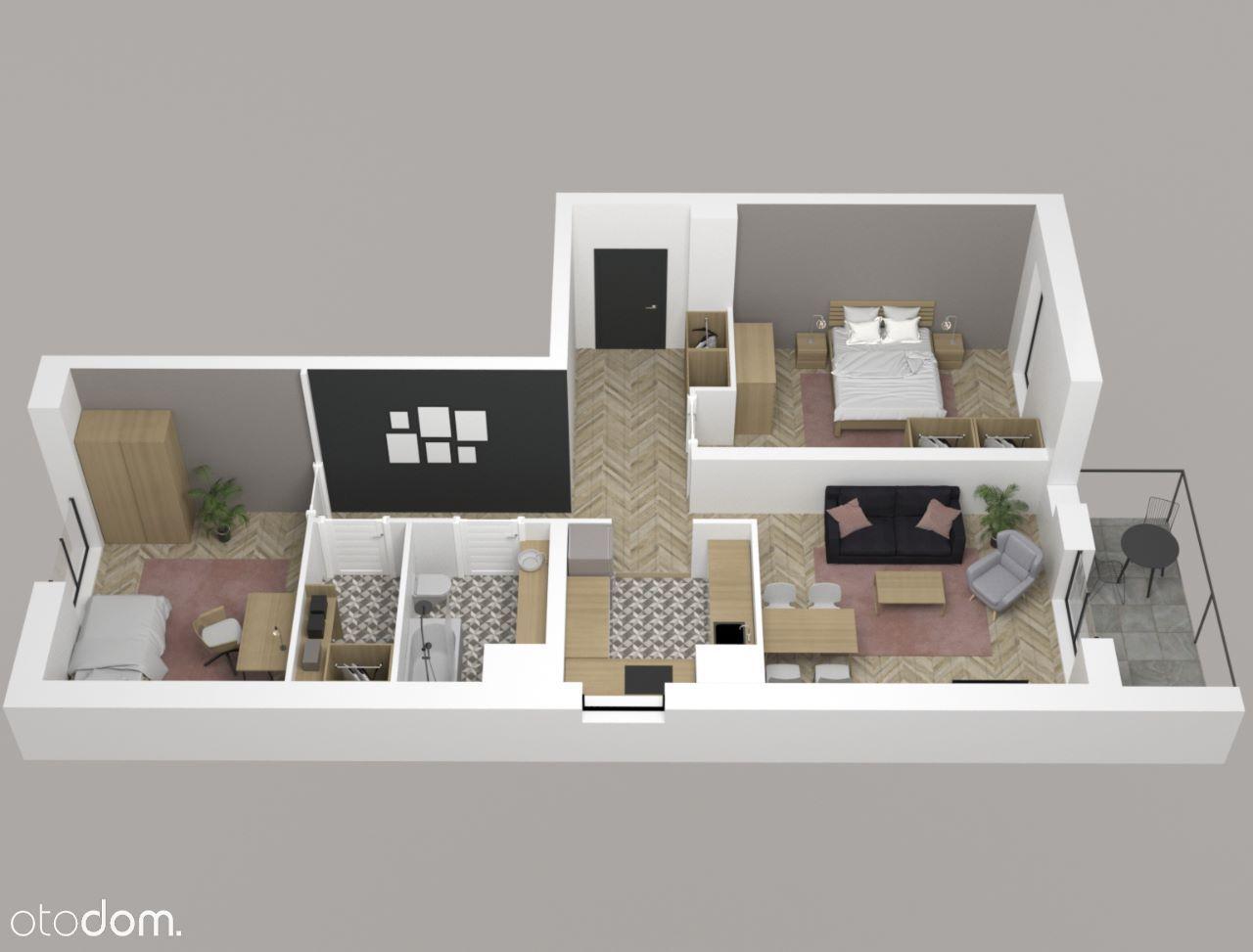 Mieszkanie nr 78