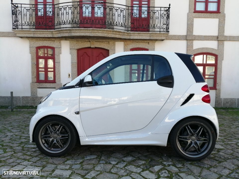 Smart ForTwo 1.0 T Pulse 84 Softouch - 26