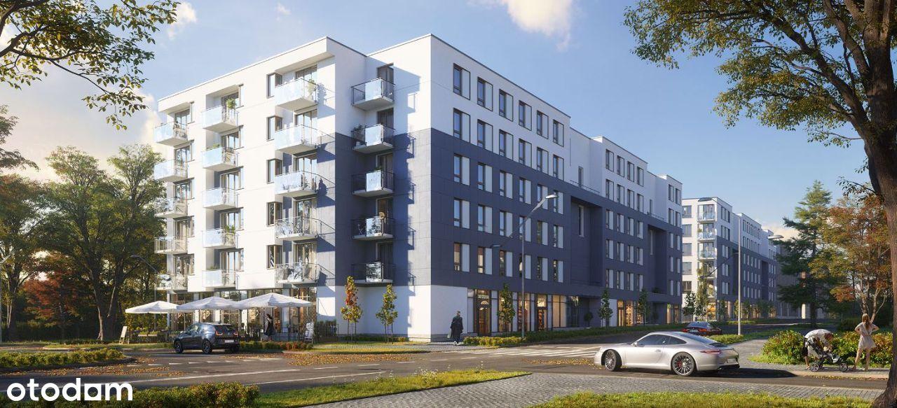 Apartamenty Dąbrowskiego / Gliwice