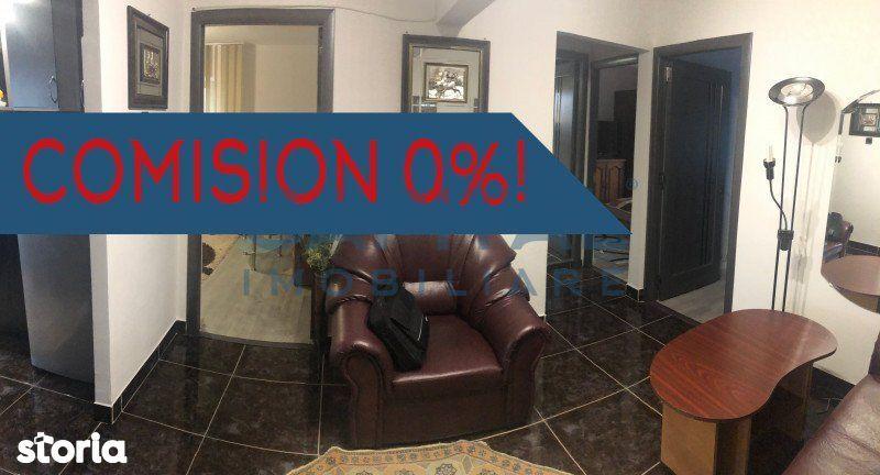 Comision 0! Apartament 3 camere decomandat cu geam la baie, Marasti