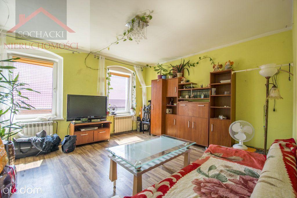 2 pokojowe mieszkanie na pierwszym piętrze