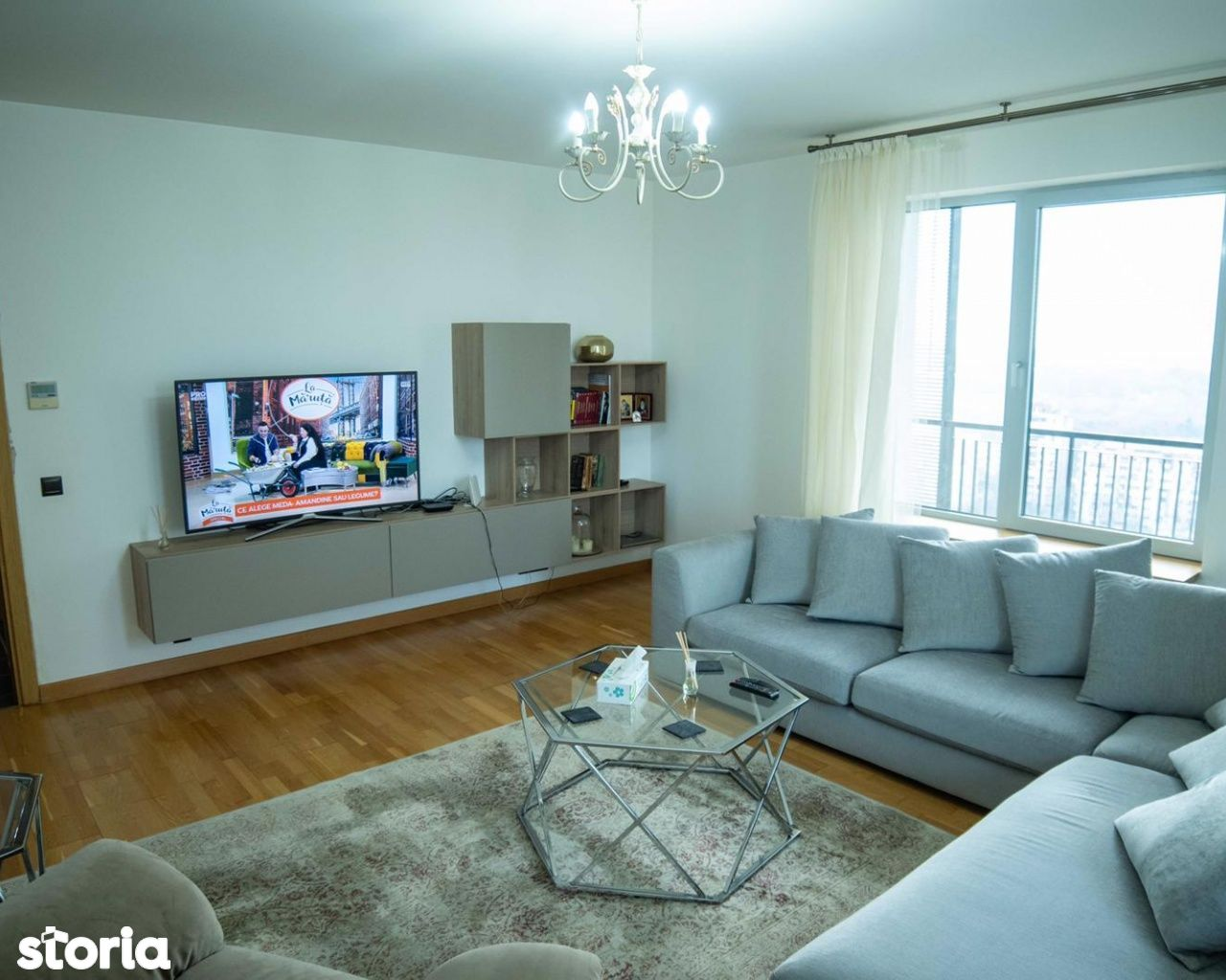 Apartament 3 camere Asmita Garden