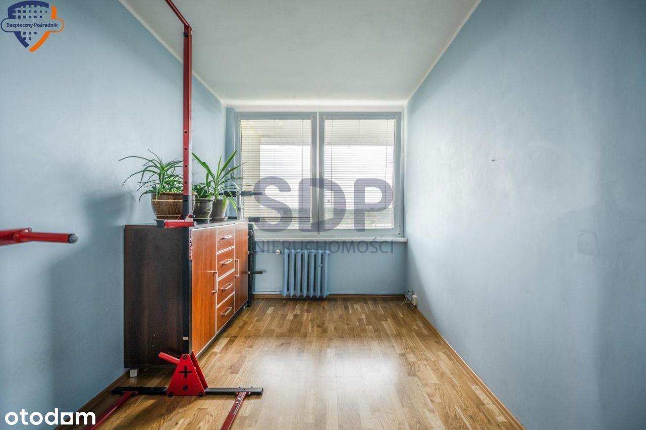Przestronne 4-pokojowe mieszkanie na Nowym Dworze