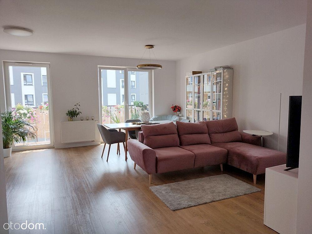Przytulne mieszkanie na tarnogaju w nowym bloku