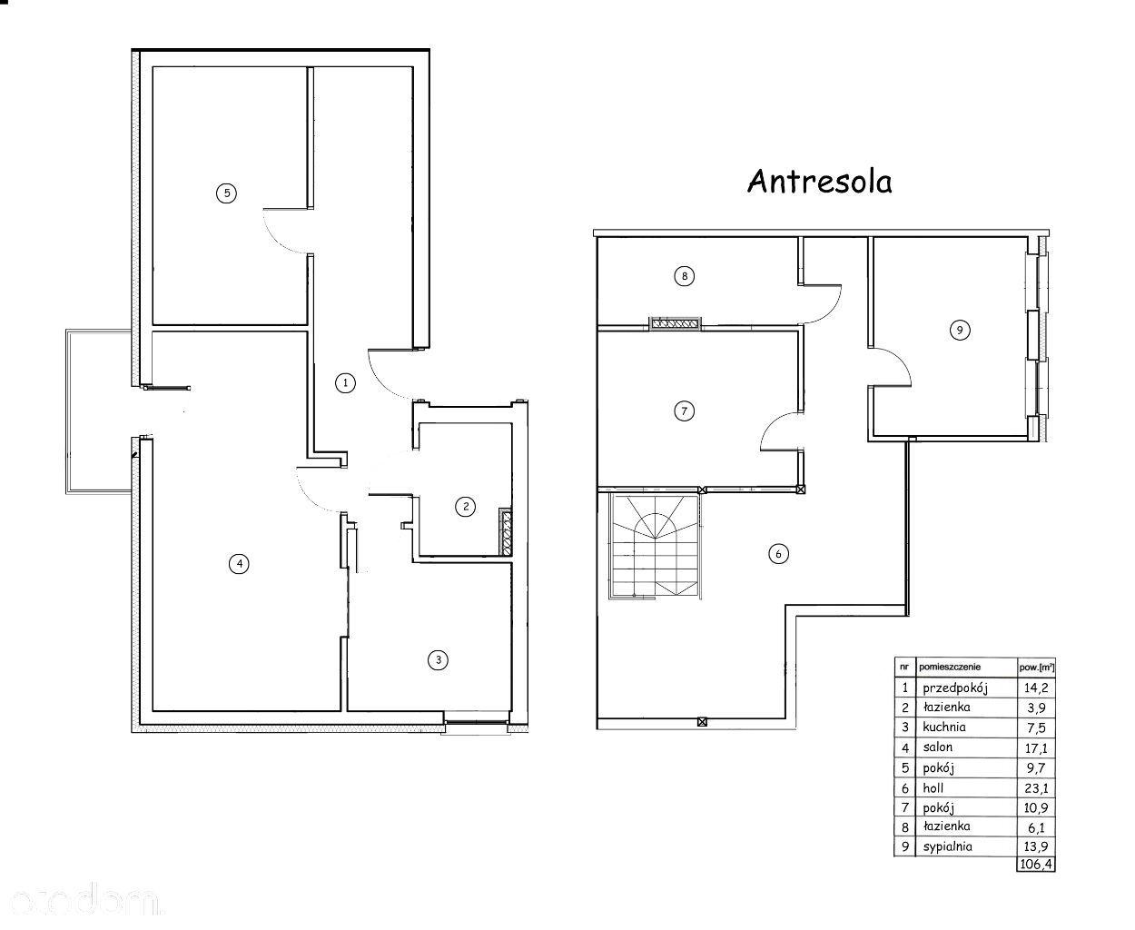 Apartament Bielańska 8a/balkon/podłogówka/winda