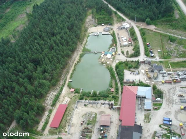 Zakład prefabrykacji i produkcji płyt betonowych