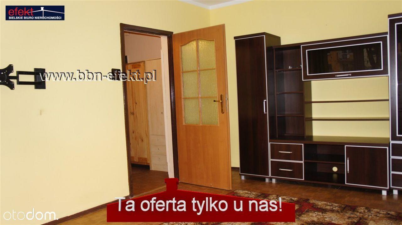 Mieszkanie, 43 m², Bielsko-Biała
