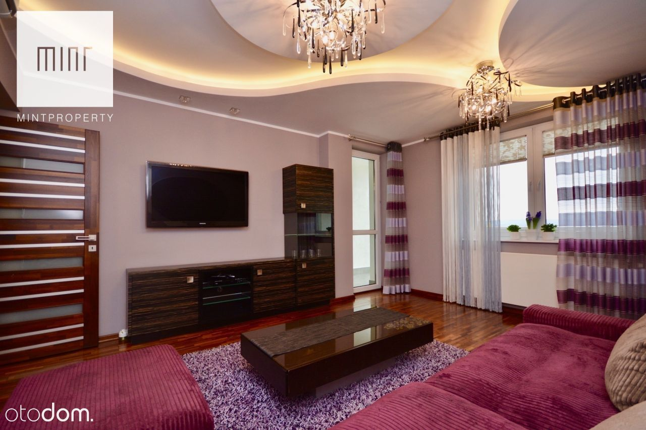 Mieszkanie, 65 m², Rzeszów