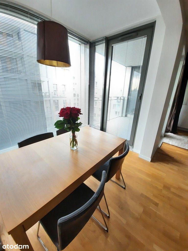 Mieszkanie, 48 m², Warszawa