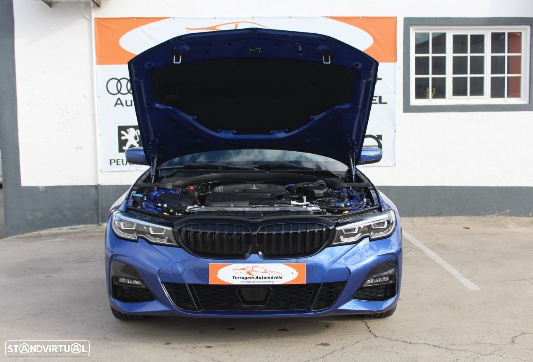BMW 320 d Touring Pack M Auto - 25