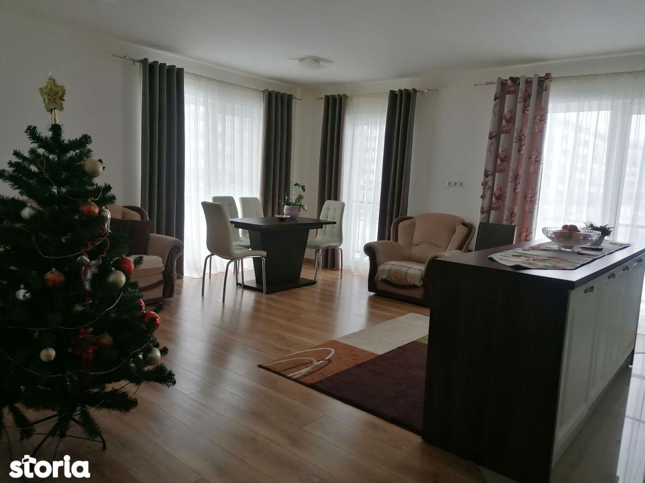 Apartament lux 2 camere | 48 mpu | Etaj 1 | Calea Turzii