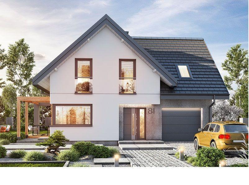 Dom jednorodzinny 130m2 Rudnik