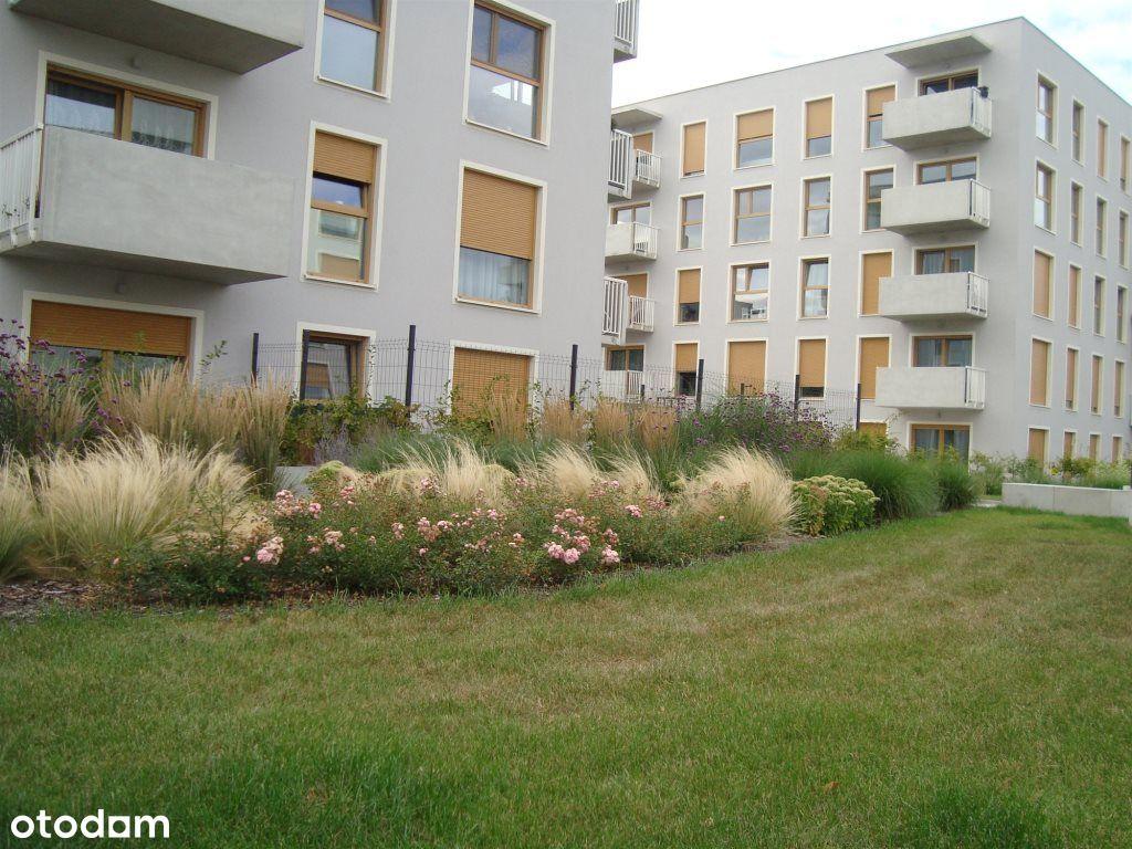 Narożny ogród/media miejskie/komórka/piękneosiedle