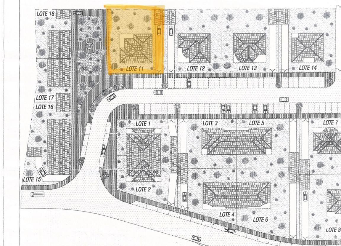 Lote para construção de moradia em Belmonte