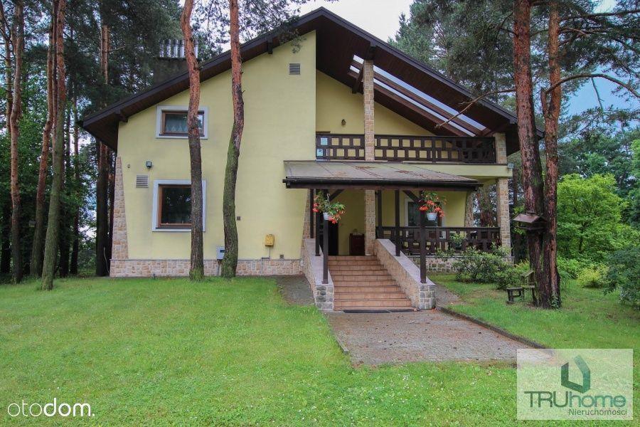Leśna Rezydencja o pow. 550m2