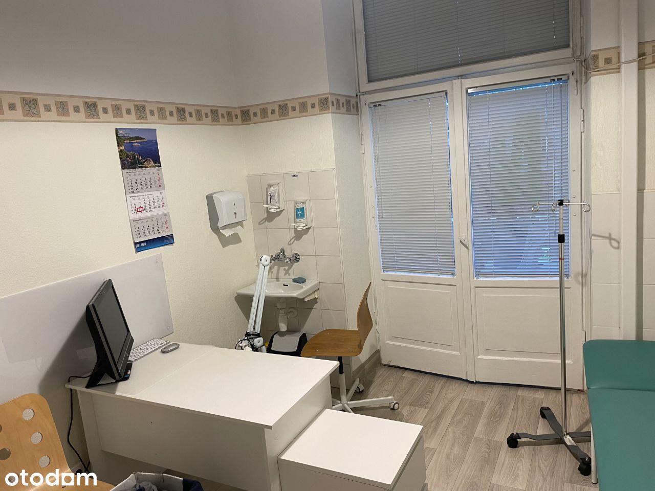 Gabinet lekarski z klimatyzacją w centrum Łodzi