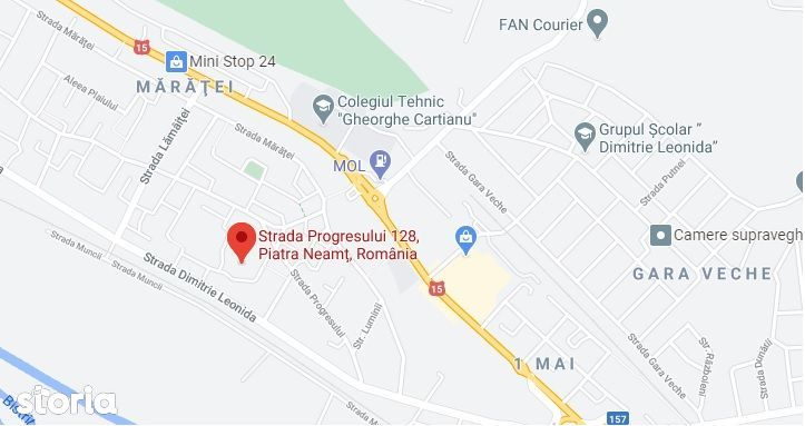 Apartament 2 camere Piatra Neamt