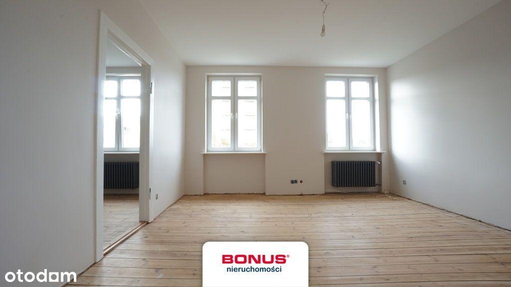 2 pokoje rozkładowe po generalnym remoncie