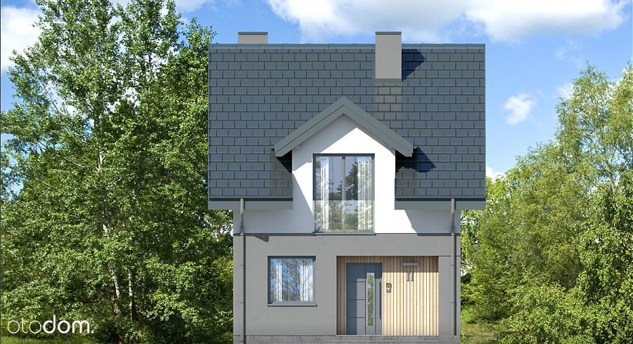 Budowany wg projektu ,dom w klementynkach 2, z dzi