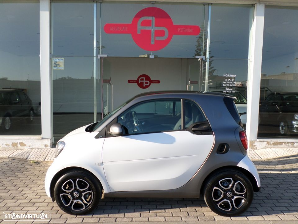 Smart ForTwo Electric Drive Prime - 1