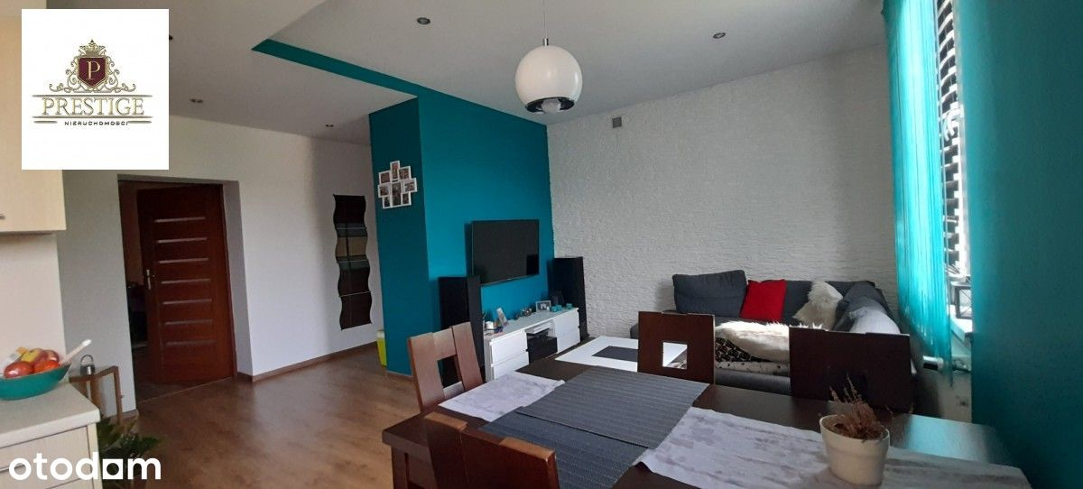 Mieszkanie na sprzedaż 2 pokoje 45,7m2 Konin