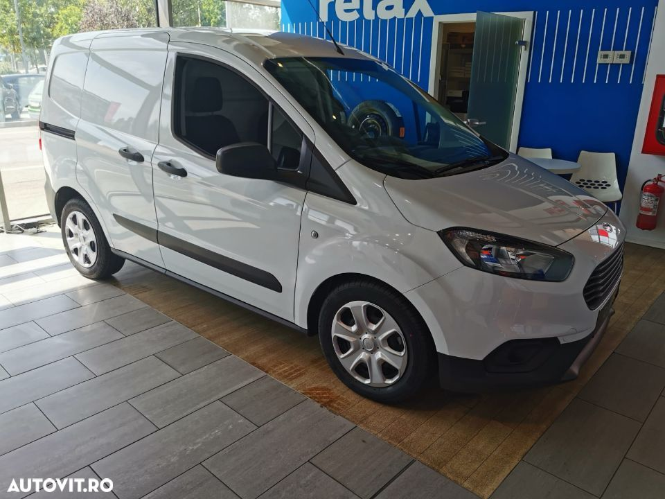 Ford Courier Van - 2