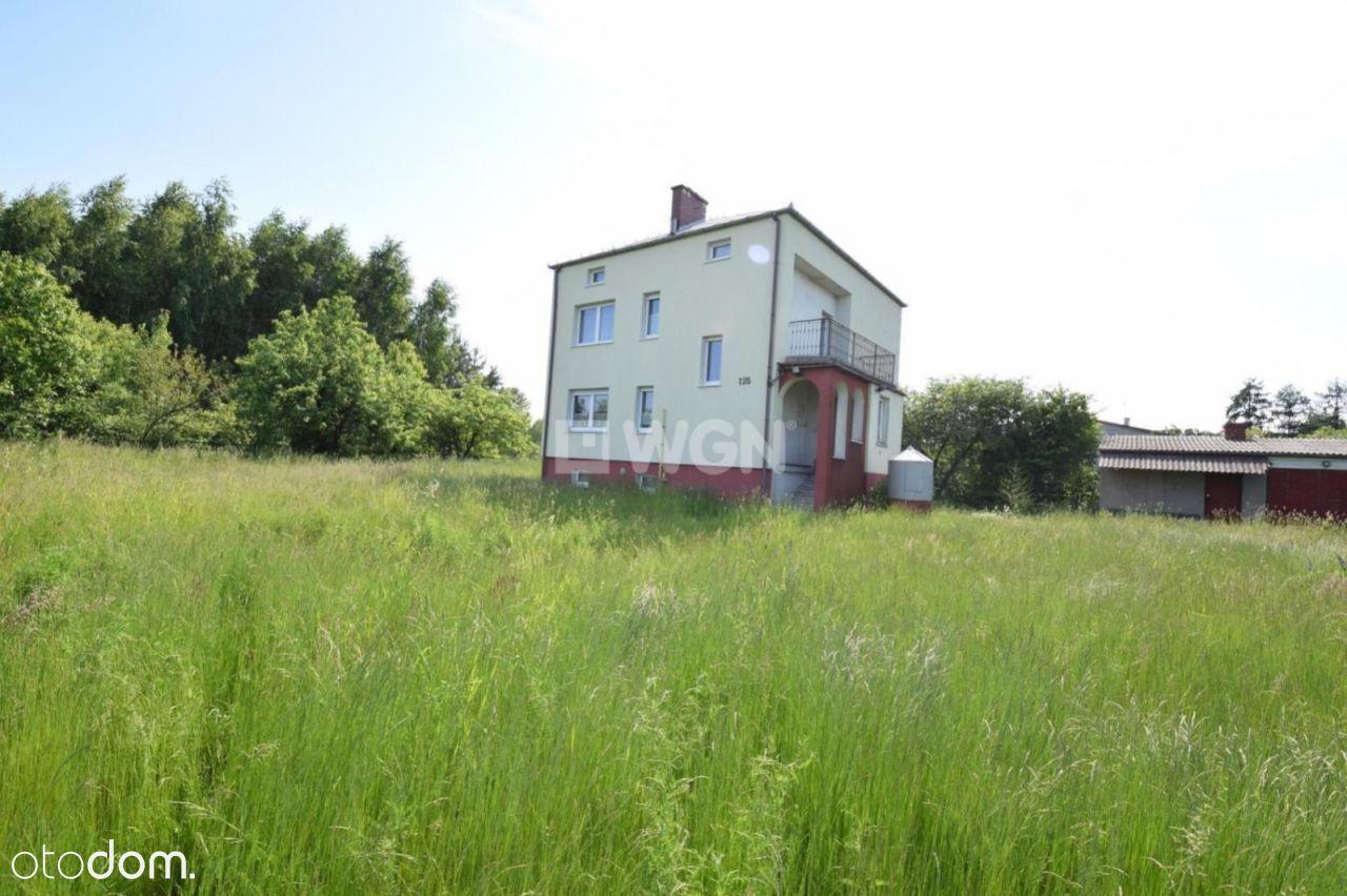Dom, 106 m², Brzeźnica Bychawska