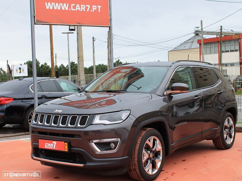 Jeep Compass 1.6 M-Jet Limited - 1