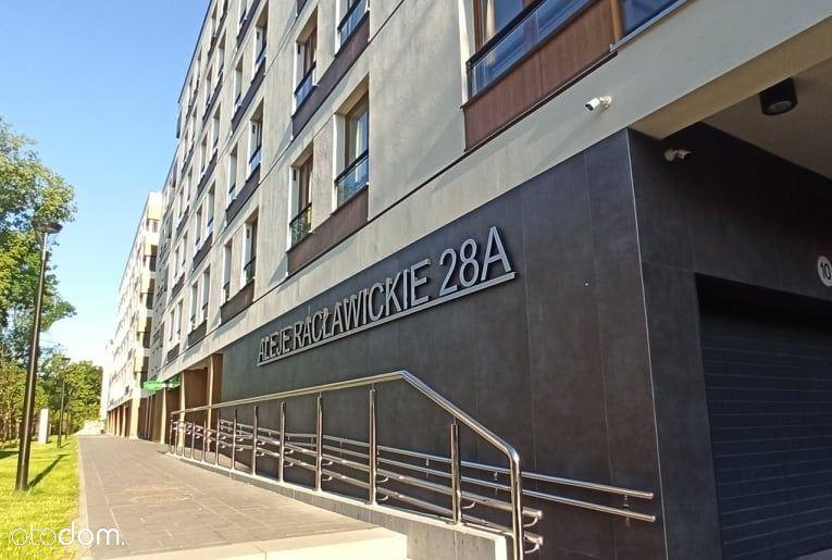 SPRZEDAM lokal Al. Racławickie 28A parter 56,38 m2