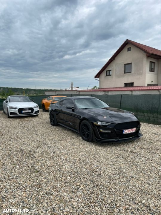 Ford Mustang 2.3 - 8